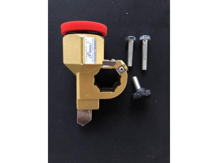 Dao cắt kính chữ T hiệu Fengly cán 22 1m5