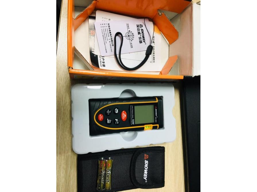 Thước đo laser đo khoảng cách SNDWAY 70m