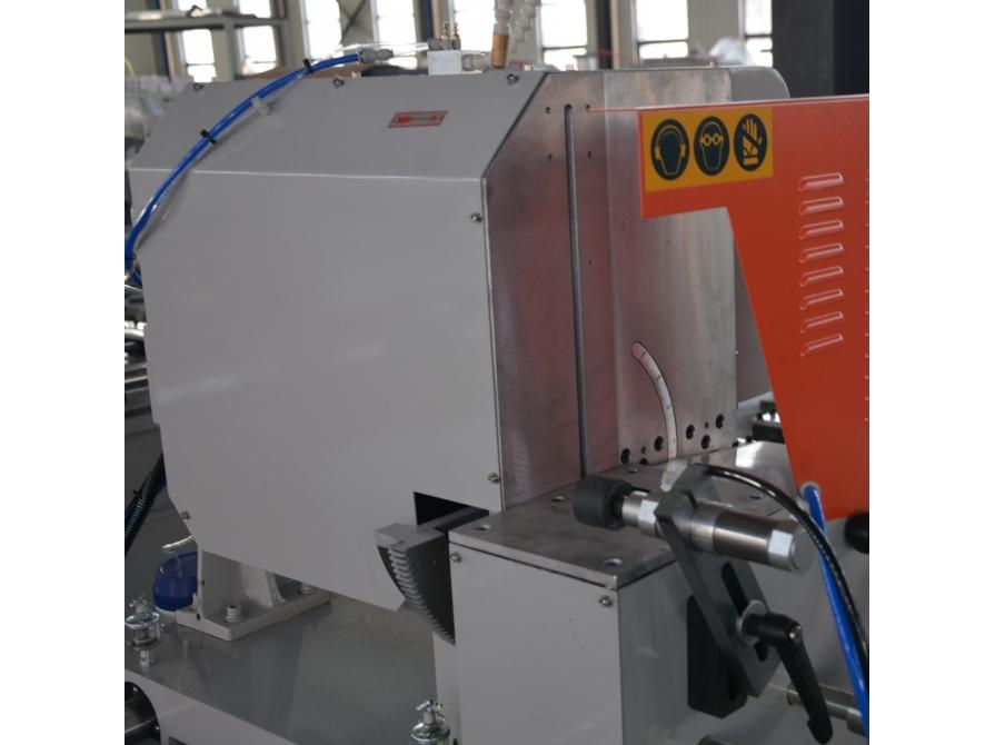 Máy cắt nhôm hai đầu 06 tự động LJJB2-450