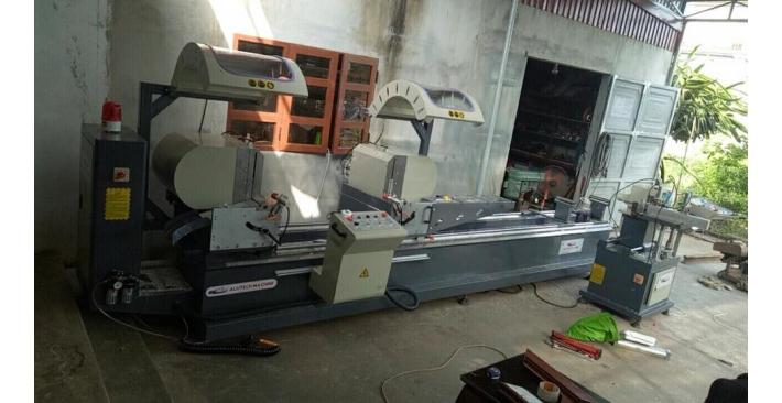 Những mẫu máy cắt nhôm viêt pháp mới nhất và phổ biến hiện nay