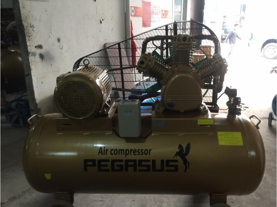 Máy nén khí dây đai Pegasus  TM-V-0.25/8-120L (3HP)